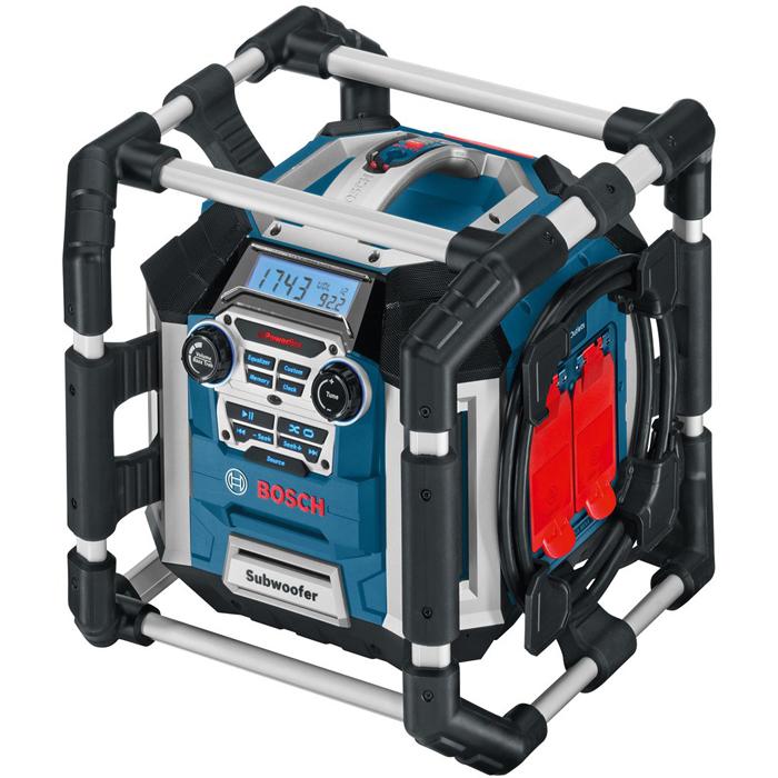 Bosch GML 50 Radio