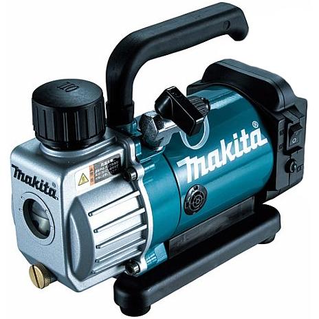 Makita DVP180Z Vakuumpump utan batterier och laddare