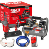 Senco Finish Pro 18Mg  PC1010 Dykkertpakke