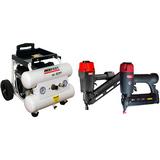 Senco S200BN + S900FN + AC12810 Byggmästarpaket