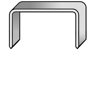 Bosch Klammer till GTK 40 15 mm