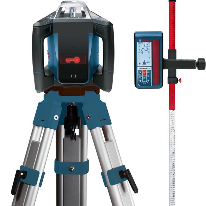 Bosch GRL 500 H Rotationslaserpaket
