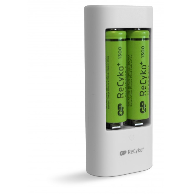 GP Batteries ReCyko USB211 USB-laddare