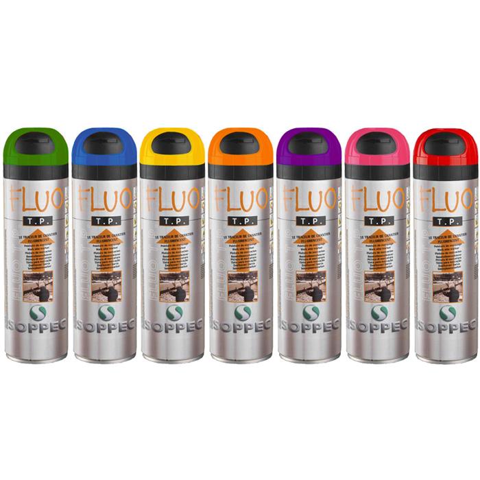 Soppec FLUO T.P Markeringsfärg Fluorocerande