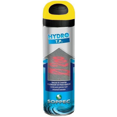 Soppec Hydro TP Markeringsfarge 12-pakning Gul