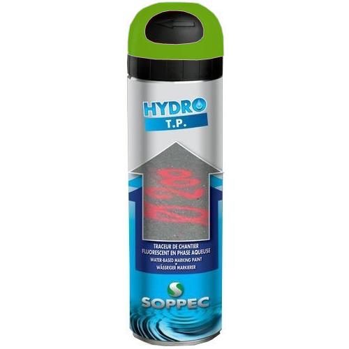 Soppec Hydro TP Markeringsfärg 12-pack Grön