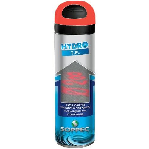 Soppec Hydro TP Markeringsfarge 12-pakning Rød