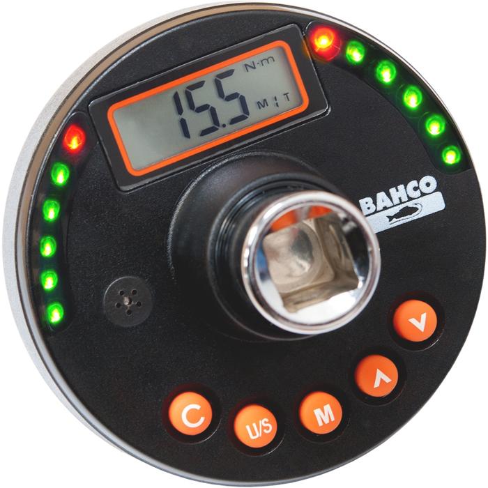 Bahco TAM12200 Moment- och vinkelmätaradapter 10-200 Nm