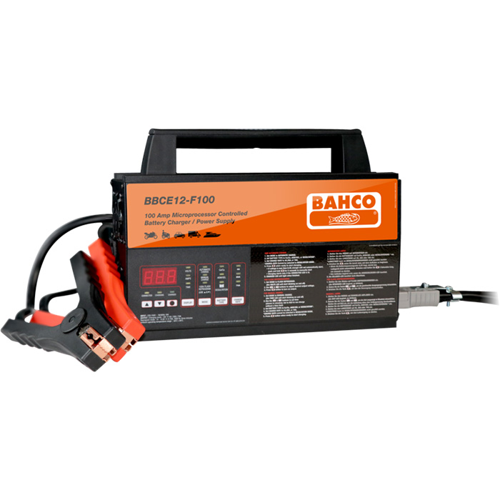 Bahco BBCE12-F100 Batteriladdare