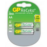 GP Batteries ReCyko R6/AA Ladbare batterier