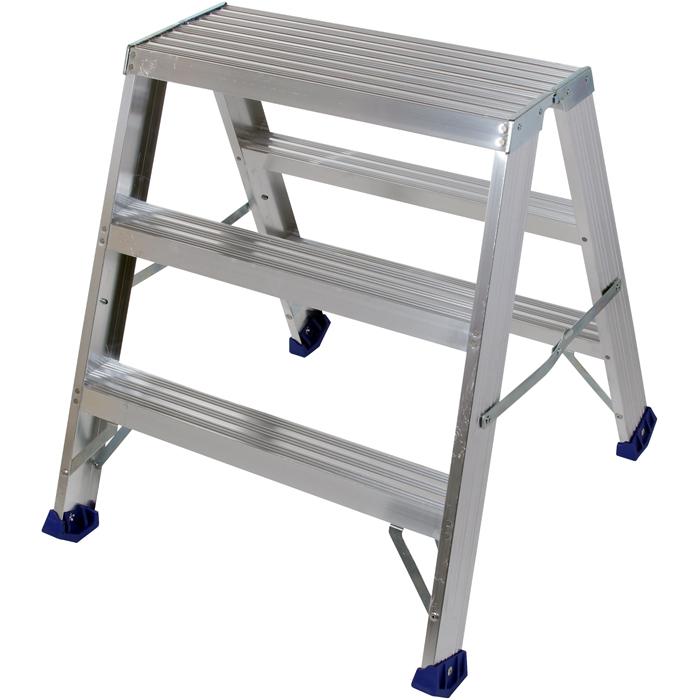Laggo Aluminium 425 Arbetsbock 3 steg