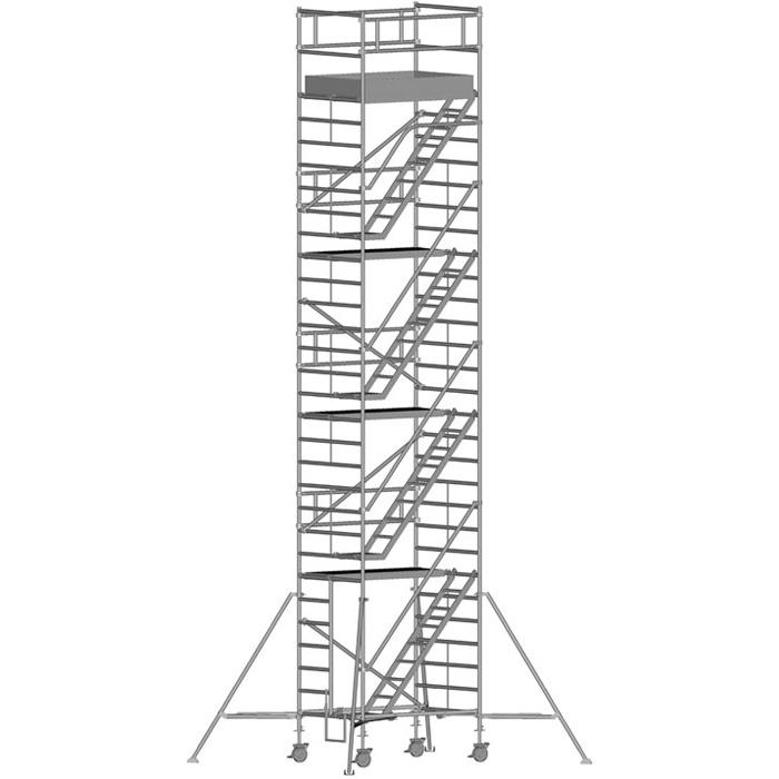 Zarges Z600 Trappställning 135x250x835 meter