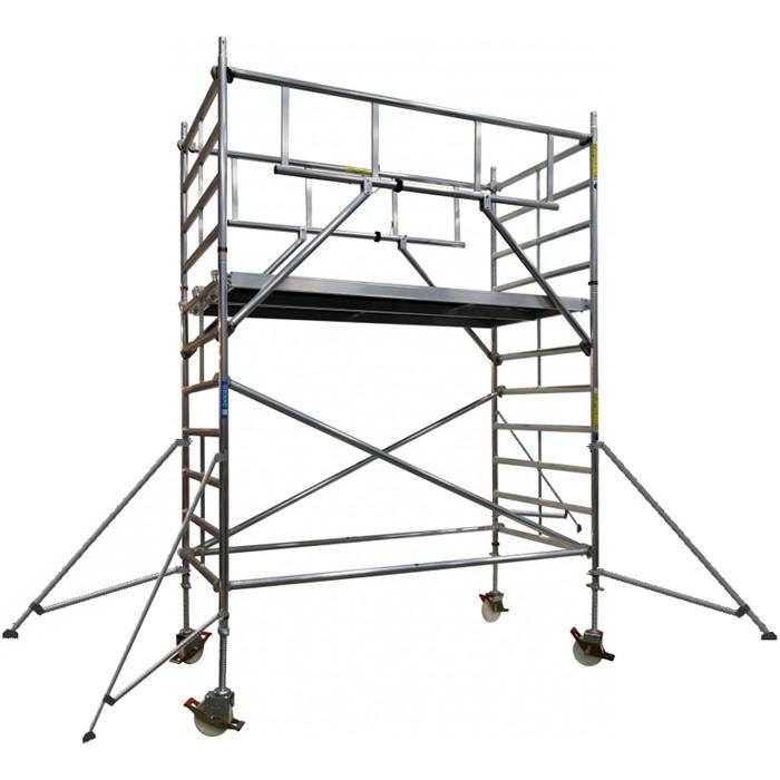 Zarges Z600 S-Plus Safetyställning 075x250x245 meter