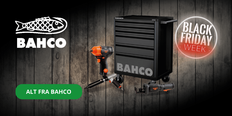 Se alle produkter fra Bahco