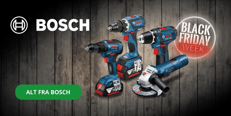 Se alle produkter fra Bosch