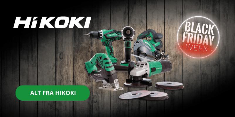 Se alle produkter fra HiKOKI