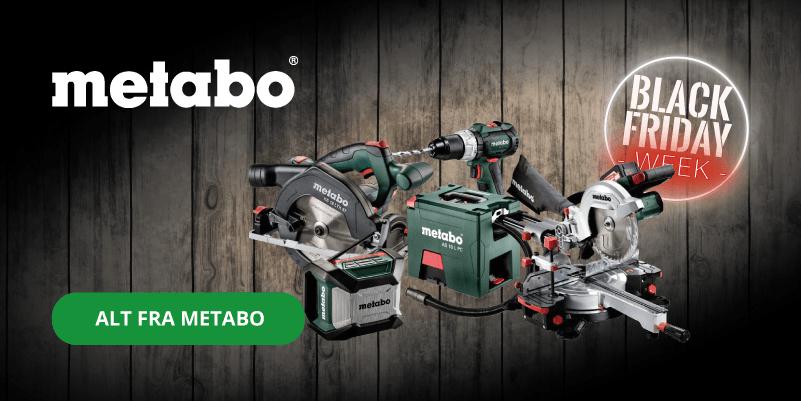Se alle produkter fra Metabo