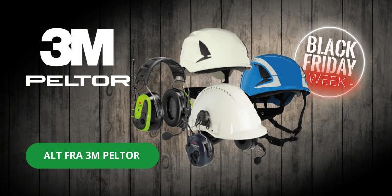 Se alle produkter fra 3M Peltor